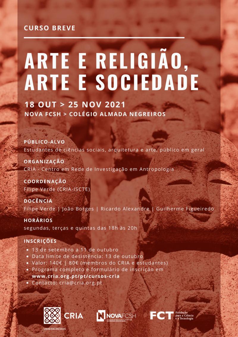 Arte e Religião, Arte e Sociedade